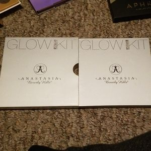 Anastasia Glow Kit Gleam Highlight Powder Makeup